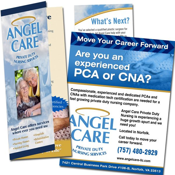 Angel Care Brochures