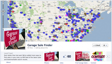 garagesalefinder timeline cover photo