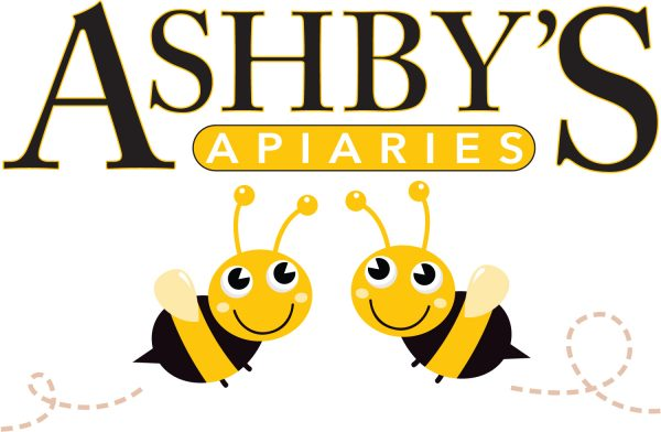 Ashby's Apiaries Logo
