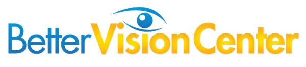 Better Vision Center Logo