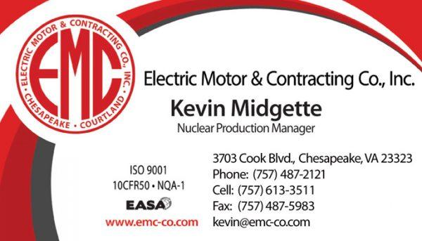 EMC Business Cards