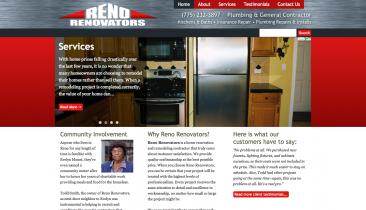 Home Renovations & Remodeling -- Reno Renovators