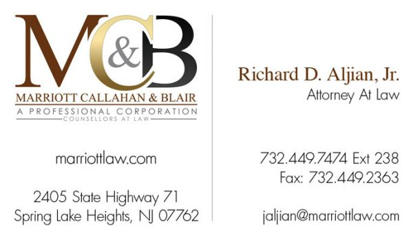 MC&B Business Cards
