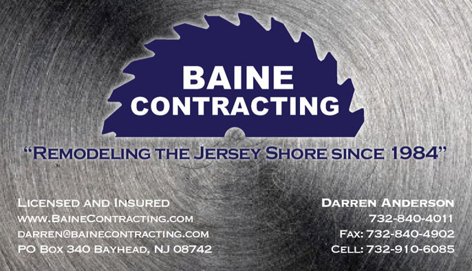 Bain contracting business cards design portfolio cdg marketing bain contracting business cards colourmoves