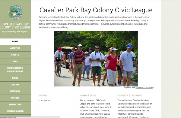Cav Park Bay Colony