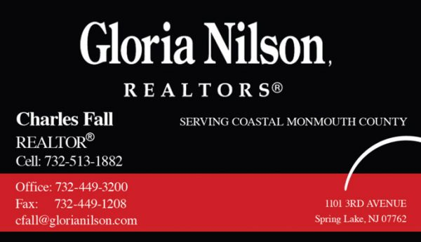 Gloria Nilson Business Cards