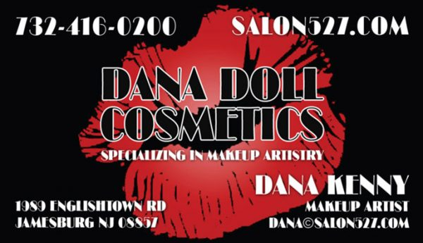 Dana Doll Business Cards