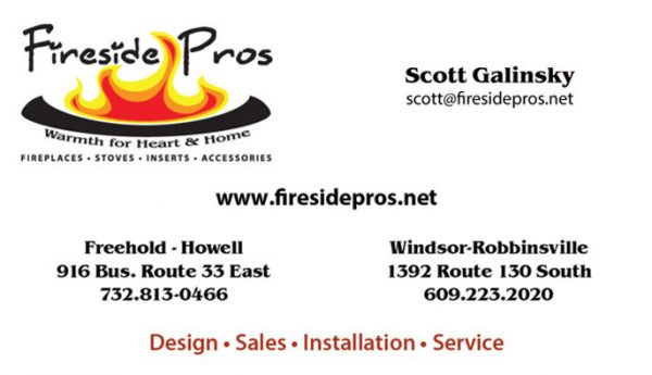 Fireside Pros Business Cards