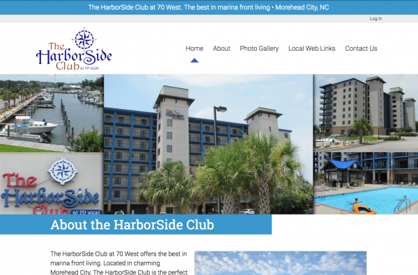 Harborside Club at 70 West