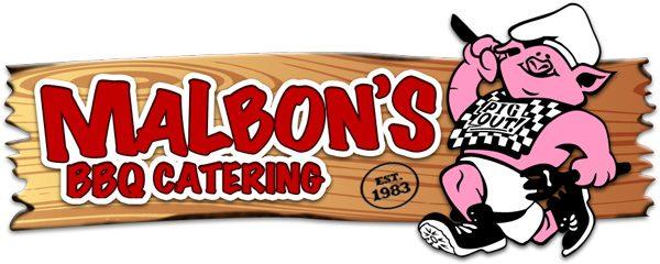 Malbon's BBQ Logo