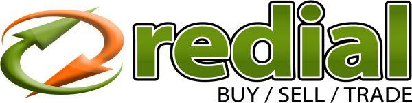 Redial Horizontal Logo