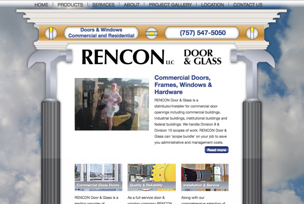 Rencon Door and Glass