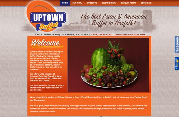 Uptown Buffet