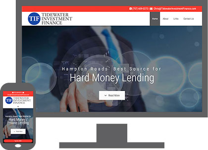norfolk hard money lender-website