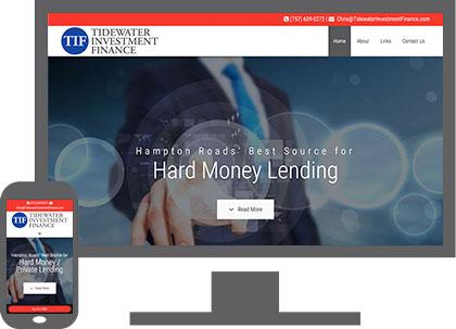 norfolk hard money lender-website
